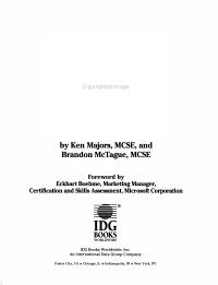MCSE Windows NT Server 4 For Dummies PDF