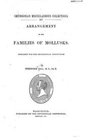 Arrangement of the Families of Mollusks