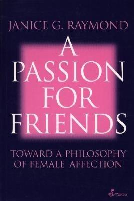 A Passion for Friends PDF