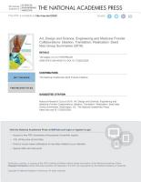 Art  Design and Science  Engineering and Medicine Frontier Collaborations PDF