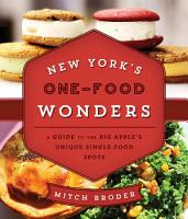 New York s One Food Wonders PDF