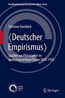 Deutscher Empirismus    PDF