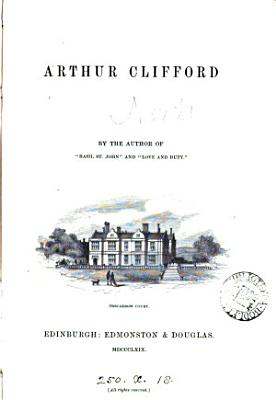 Arthur Clifford  by the author of Basil St  John PDF