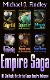 Empire Saga: All Six Books Set in the Space Empire Universe