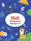 Math Workbook for Kids Ages 4 8 PDF