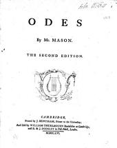 Odes by Mr. Mason
