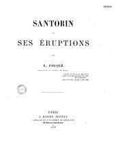 Santorin et ses éruptions: Volume2