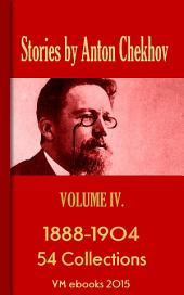 Anton Chekhov Short Stories v4: Classic Russia Literature