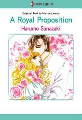 A Royal Proposition: Harlequin Comics