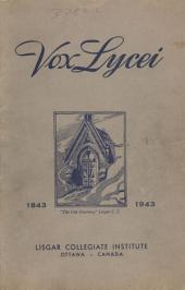 Vox Lycei 1942-1943
