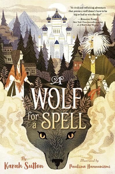 Download A Wolf for a Spell Book