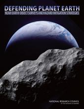 Defending Planet Earth: Near-Earth-Object Surveys and Hazard Mitigation Strategies
