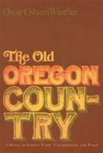 The Old Oregon Country