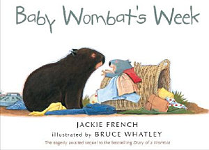 Baby Wombat s Week