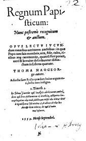 Regnum Papisticum