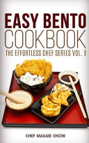Easy Bento Cookbook Book PDF