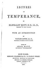 Lectures on Temperance: Volume 20