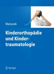 Kinderorthop  die und Kindertraumatologie PDF
