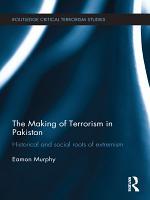 The Making of Terrorism in Pakistan PDF