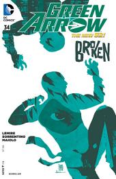 Green Arrow (2012-) #34