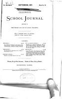 Illinois School Journal PDF