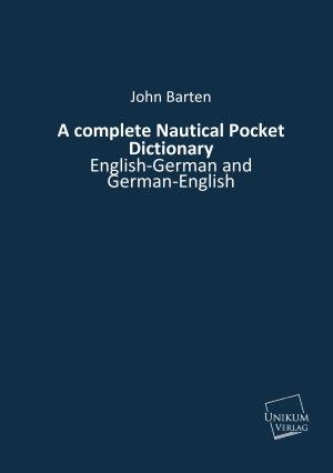 A complete Nautical Pocket Dictionary