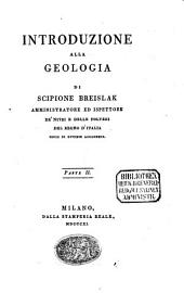 Introduzione alla geologia: Volume 2