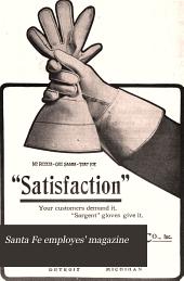 Santa Fe Employes' Magazine: Volume 3