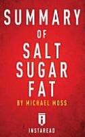 Summary of Salt Sugar Fat PDF