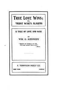 True Love Wins  Or  Midst War s Alarms Book