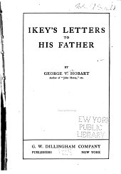 Ikey's Letters to His Father