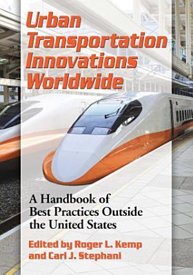 Urban Transportation Innovations Worldwide PDF