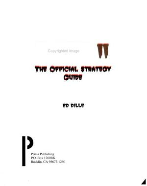 The Official Strategy Guide  Doom