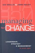 Managing for Change