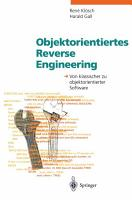 Objektorientiertes Reverse Engineering PDF