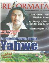 Tabloid Reformata Edisi 80 April Minggu I 2008