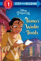 Tiana s Winter Treats  Disney Princess  PDF