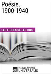 Poésie, 1900-1940: Les Fiches de lecture d'Universalis