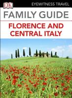 DK Eyewitness Family Guide Florence and Central Italy PDF