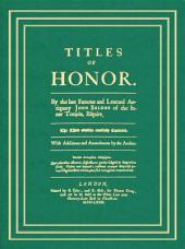 Titles of Honor