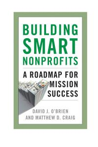 Building Smart Nonprofits PDF