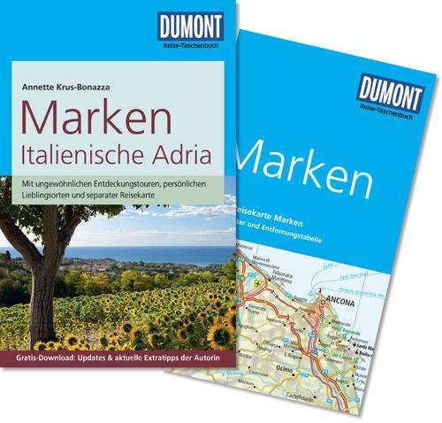 DuMont Reise Taschenbuch Reisef  hrer Marken  Italienische Adria PDF