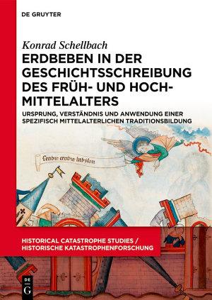 Erdbeben in der Geschichtsschreibung des Fr  h  und Hochmittelalters PDF