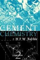 Cement Chemistry PDF