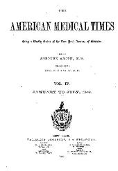 American Medical Times: Volume 4