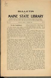 Bulletin: Volume 4