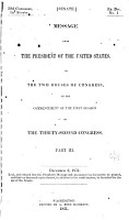 Annual Report of the Secretary of the Interior PDF