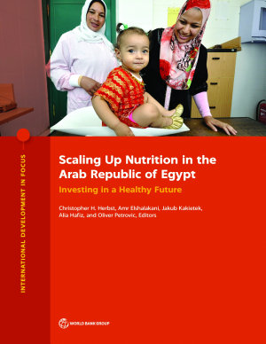 Scaling Up Nutrition in the Arab Republic of Egypt