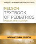 NELSON TEXTBOOK OF PEDIATRICS  INTERNATIONAL EDITION PDF