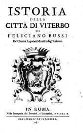 Istoria della città di Viterbo